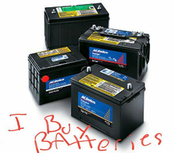 I Buy Old Car Batteries For Sale In Phoenix, AZ