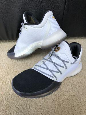 Adidas James Harden size 6Y. for Sale in Gaithersburg, MD