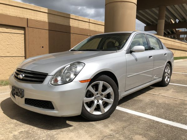 2006 Infiniti G35 Sedan Loaded Clean Le No Issues Sss