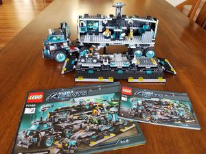 LEGO ULTRA AGENTS MISSION HQ 70165 for Sale in Mukilteo, WA