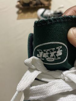 New York jets sneakers Thumbnail