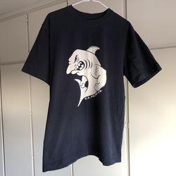 Filson C.C.F. Shark graphic shirt CCF Seattle Ballard Store printed excellent durable quality garment heritage an American Tradition graphic t-shirt u Thumbnail