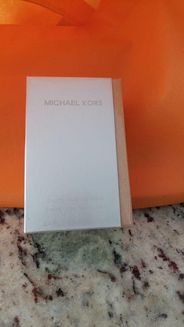 a75aeb337912 3.4 oz Brand New Michael Kors women's perfume Eau De Parfum (Beauty &  Health) in Jacksonville, FL - OfferUp