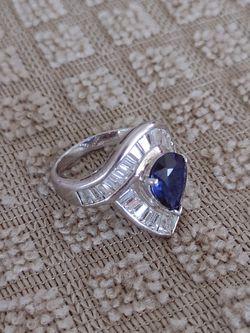925 Sterling Sliver Ring Thumbnail