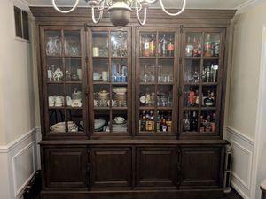 * * Cabinet / Hutch Restoration Hardware French Casement Sideboard for Sale in Alexandria, VA