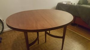Mid century dining table for Sale in Charlottesville, VA