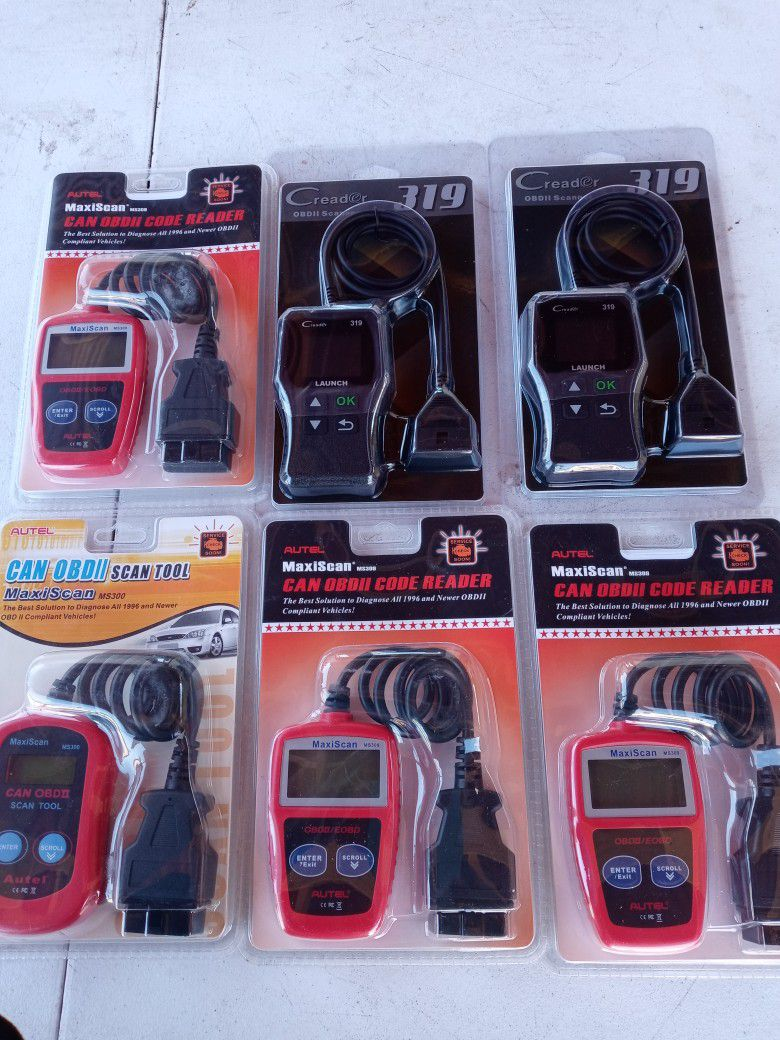 Cars Diagnostic Scanners