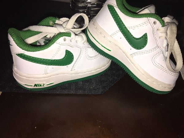 Nike size 3c baby shoes for Sale in Denver eb295e6d0d8b