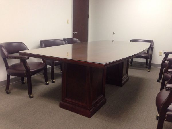 conference table and 8 chairs for sale in houston tx offerup