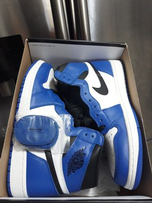 Photo Nike air jordan 1 retro high og royal size 9.5 DS