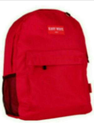 NEW Red EastWest Brand Classic Backpack for Sale in Los Angeles, CA