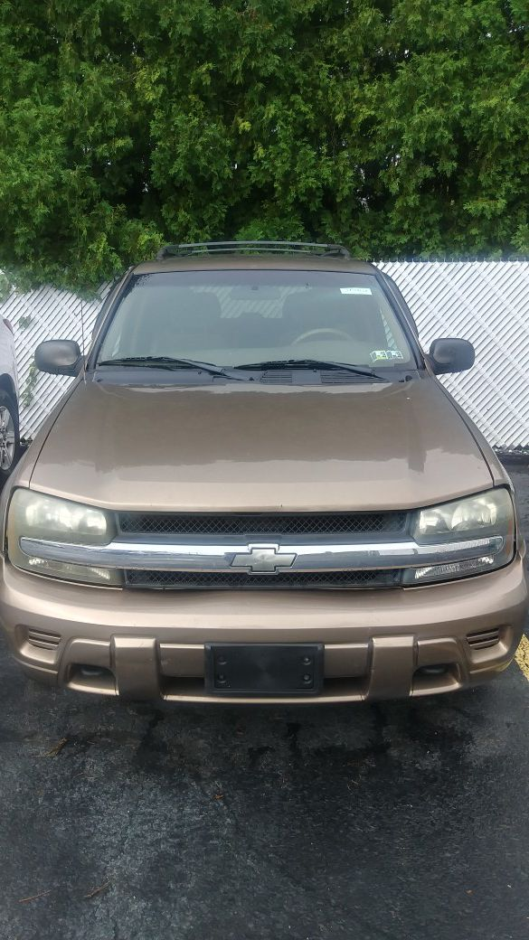 2003 chevy trailblazer ls 4x4 for sale in emmaus pa offerup publicscrutiny Choice Image