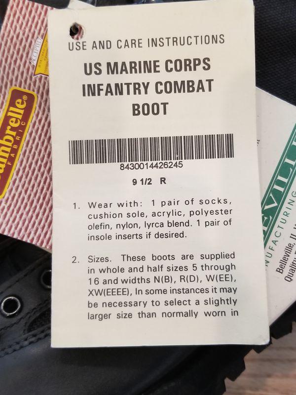 Brand New Belleville Model 700 Tls Infantry Combat Boot For Sale In
