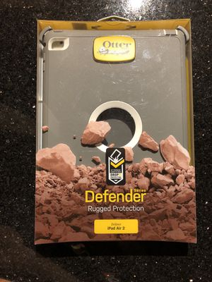 iPad Air case - Otter Box defender! for Sale in Seattle, WA
