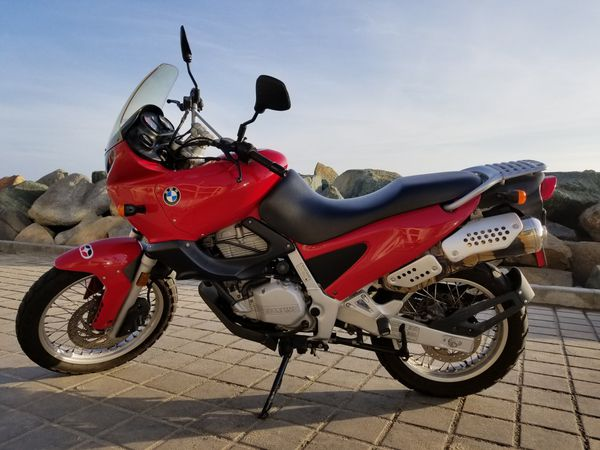 1997 Bmw F650 Funduro Motorcycle For Sale In Oceanside Ca Offerup