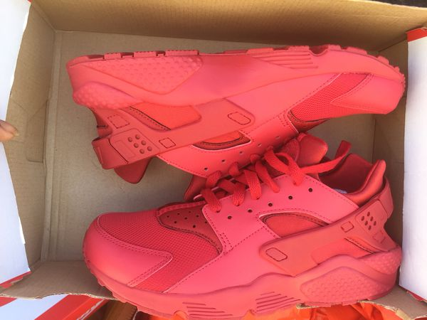 check out 53f62 1dae2 Red huaraches for Sale in Kissimmee, FL - OfferUp
