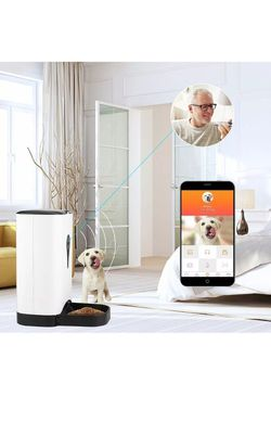 Smart Pet Feeder with Camera Thumbnail