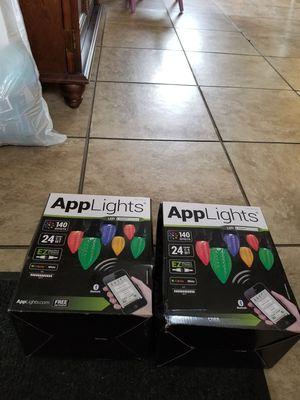 LED Christmas lights for Sale in Manassas, VA