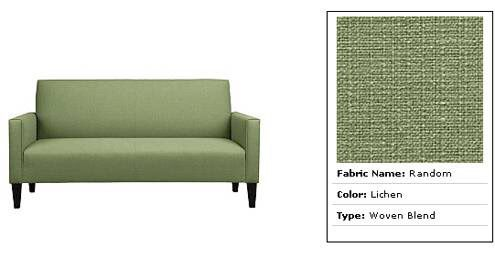 Crate Barrel Camden Couch Chair And Ottoman For Sale In Brooklyn