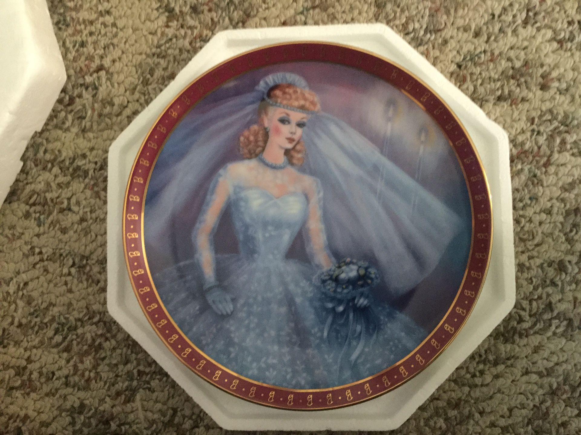 Barbie Plate