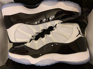 "Nike Air Jordan 11 retro concord ""45"" us size 10.5 for Sale in Vienna, VA"