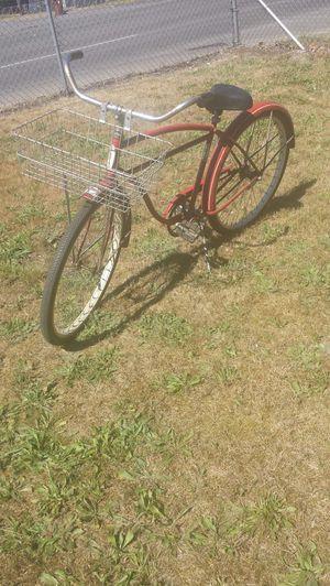c4b250f07da 1959 schwinn tornado bike All original, some surface rust, good riding  bicycle for Sale