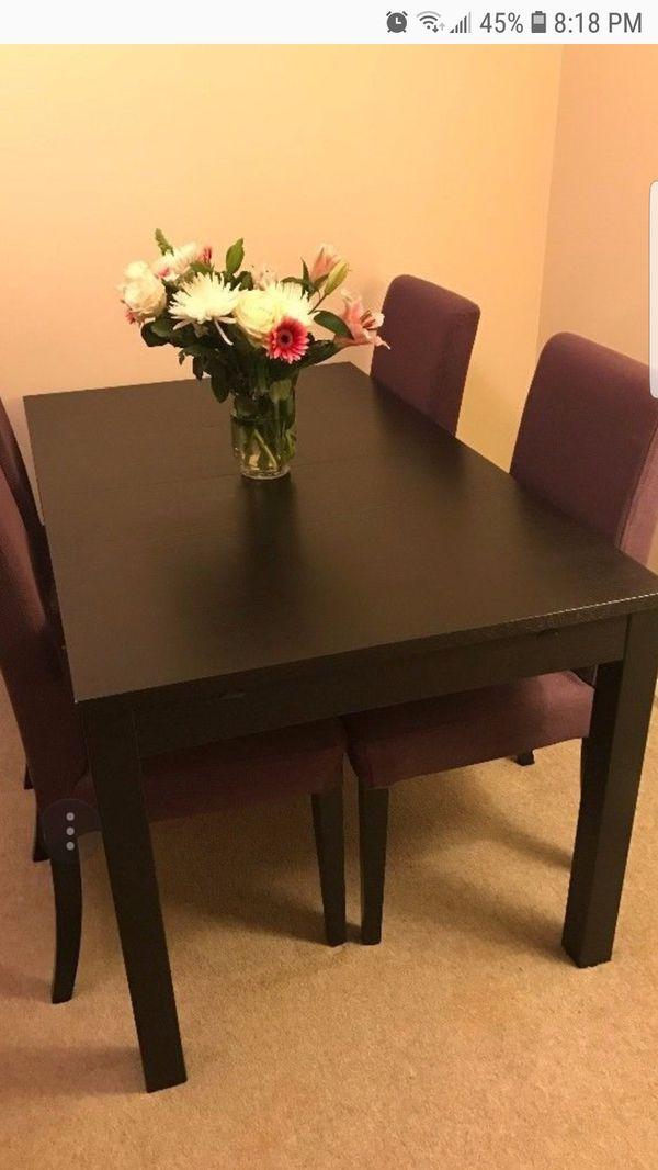 Ikea Bjursta Table