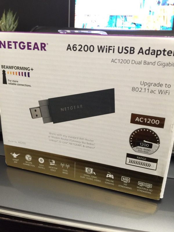 NETGEAR Wifi USB Adapter for Sale in Moorpark, CA - OfferUp
