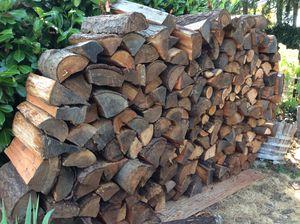 Cord of seasoned wood for Sale in Tacoma, WA