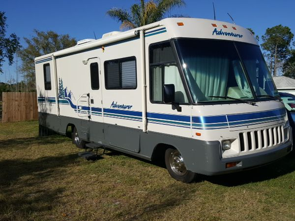 Winnebago Adventurer Motorhome Rv Motor Home For Sale In Wesley