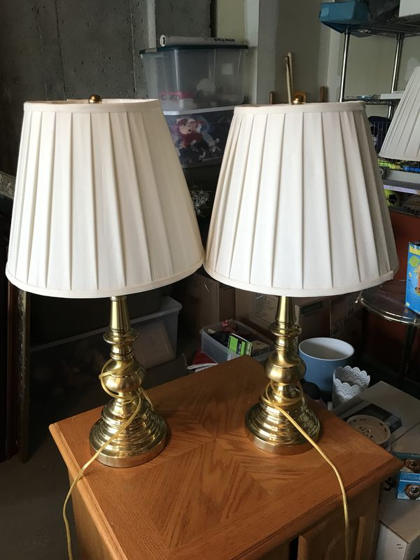 Stiffel Brass Lamps For Sale In Hanover Md Offerup
