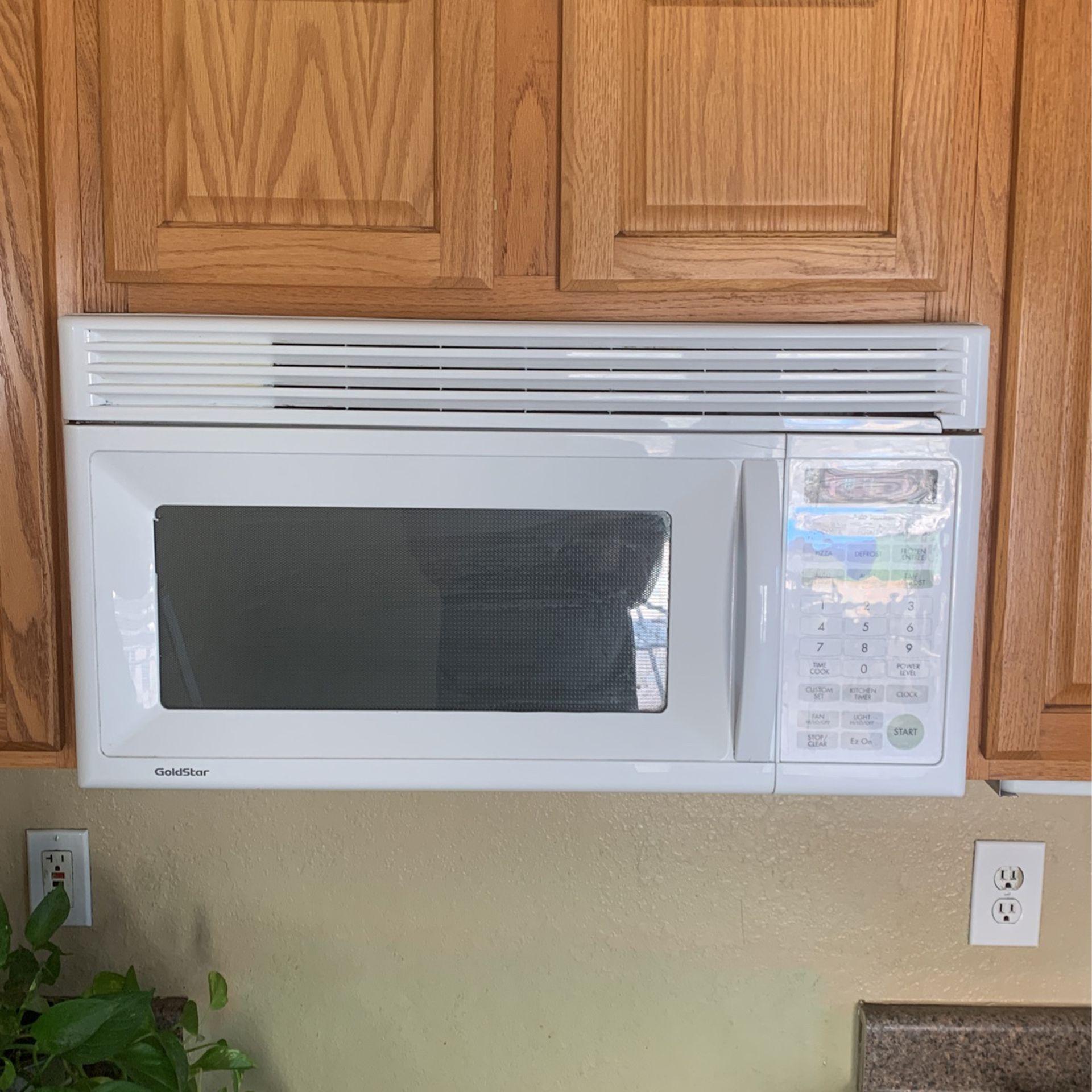 Goldstar Microwave