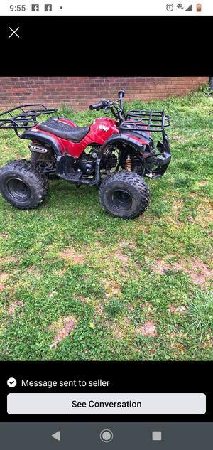 Photo Coolster 125cc 4 wheeler