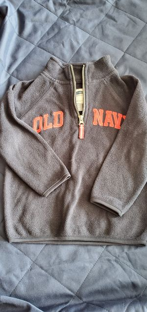Photo Old Navy Boy toddlers Swater with zipper