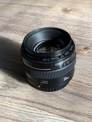 Canon 50mm f/1.4 for Sale in Seattle, WA