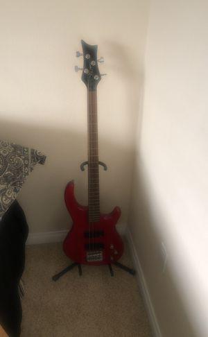 Dean four string bass for Sale in Long Beach, CA