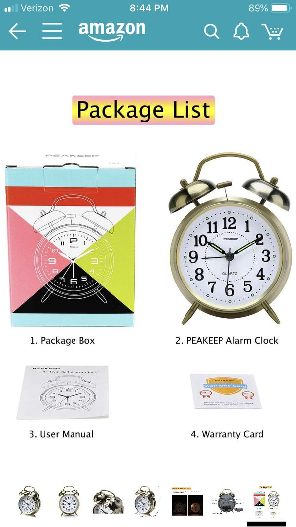 New and Used Alarm clocks for Sale in Spartanburg, SC - OfferUp