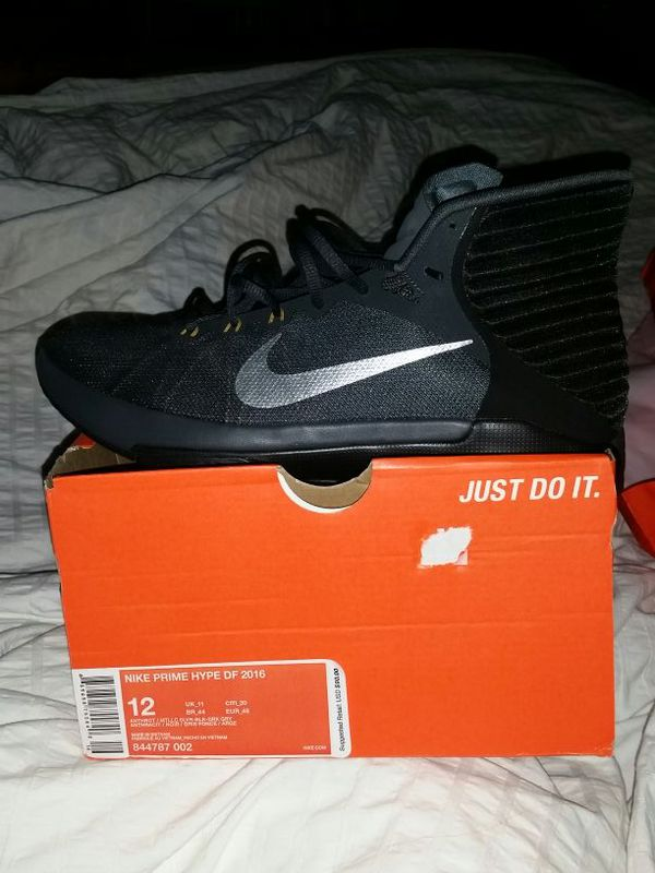 new style 75639 71f8a Nike Prime Hype DF for Sale in Gresham, OR - OfferUp