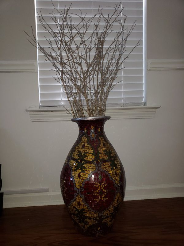 Large Floor Vase Home Garden In Rock Hill Sc Offerup