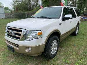 Photo 2012FORD EXPEDITION KING RANCH 4x4 DOWN PAYMENT 1990$