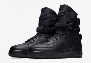 Men's Nike SF AF1 Triple Black Boots for Sale in Arlington, VA