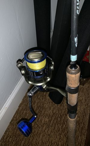 Canyon 4000 fishing reel for Sale in Fort Myers, FL