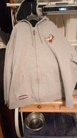 Disney's grumpy jacket with hood for Sale in Vinton, VA