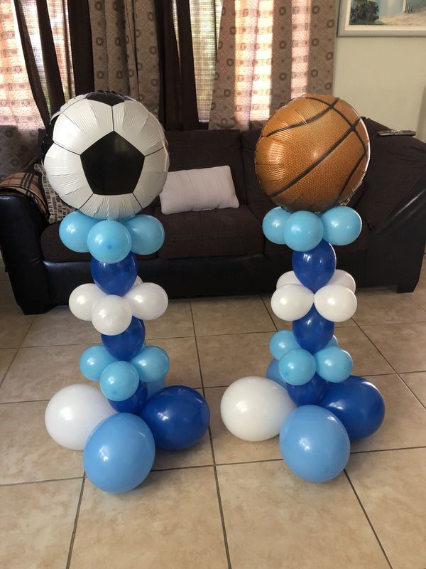 Two Link Columns New Party Decorations Boynton Beach For Sale In