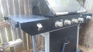 BRINKMANN BBQ GRILL SETUP for Sale in Rio Linda, CA