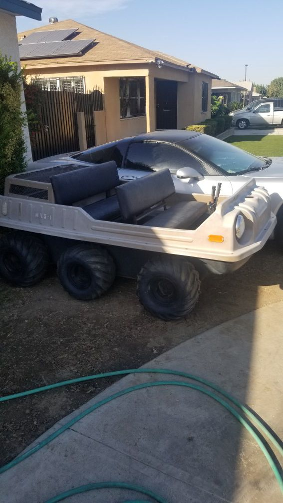 Max 4 6x6 amphibious atv for Sale in Las Vegas, NV - OfferUp