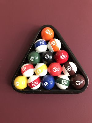 Wall Decor, pool balls for Sale in Nokesville, VA