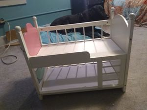American girl bunk bed for Sale in Pittsburgh, PA