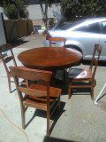 Dining room table and 4 chairs for sale  US