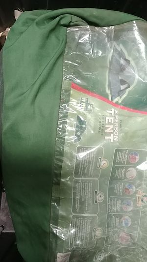 Coleman 8-person tent for Sale in North Springfield, VA